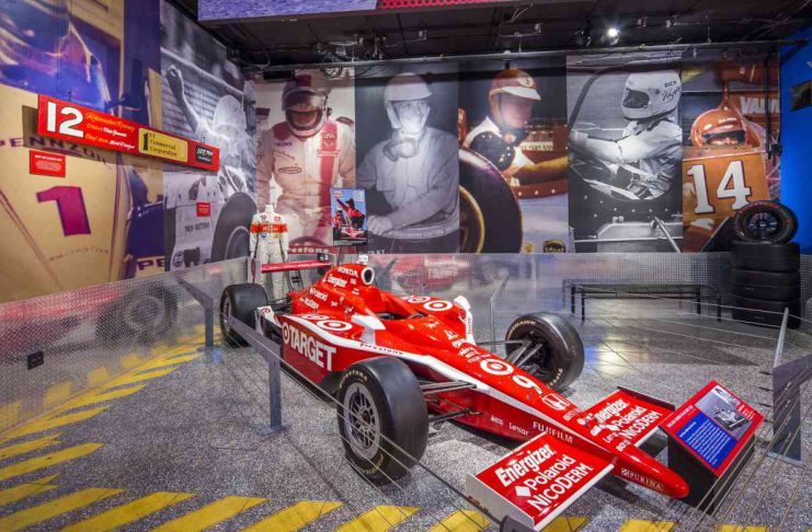 Racing Stars Celebrate Opening of JRA-Designed Motorsports Hall of Fame of America