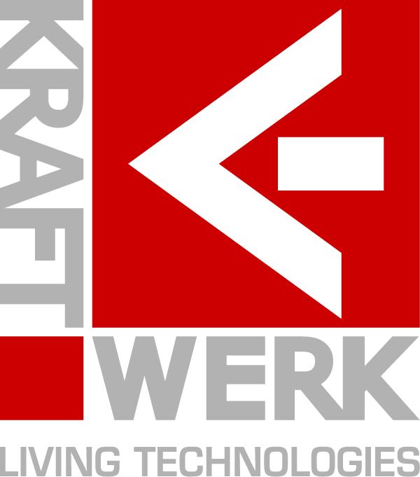 Kraftwerk Living Technologies Logo