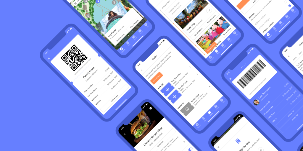 Attractions.io mobile apps
