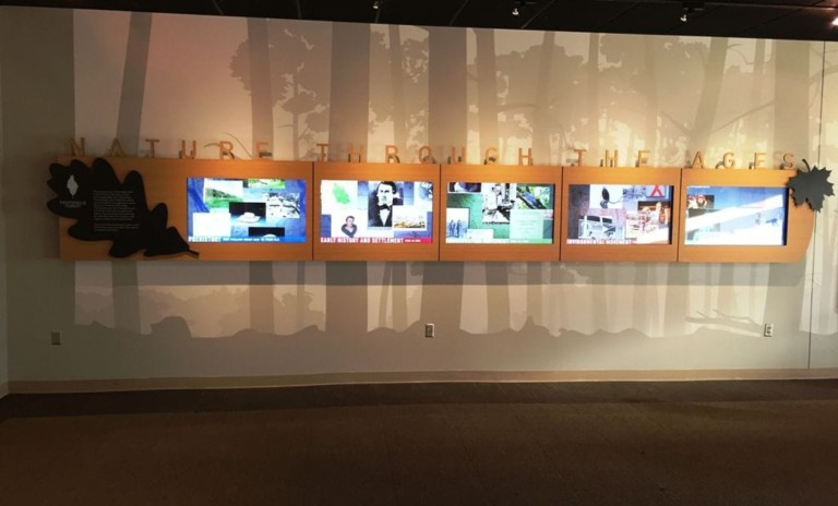 Nanonation Partners Fontenelle Forest to Create Series of Digital Experiences