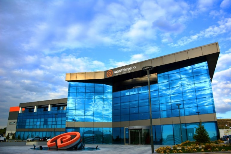 Polin Waterparks Awarded Official R&D Centre Certification