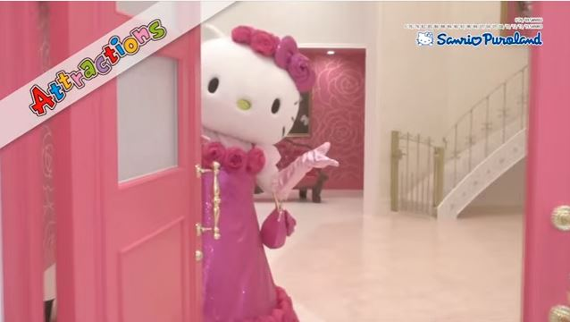 Japan's Hello Kitty Theme Park Launches VR Tour App to Boost Attendance from Overseas