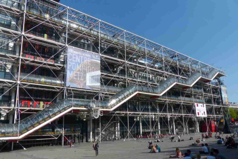Centre Pompidou to Open Branch in Shanghai