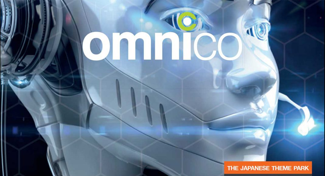 Omnico japan malaysia theme park mobile apps vr technology