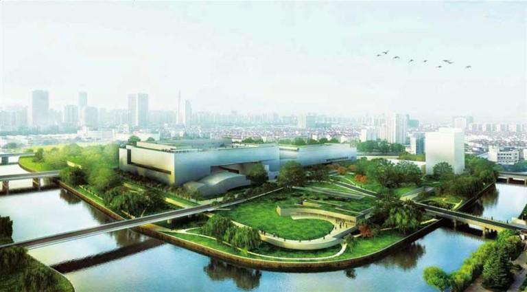 shanghai museum complex