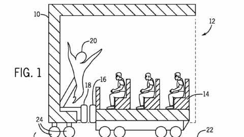 universal patent harry potter floo network