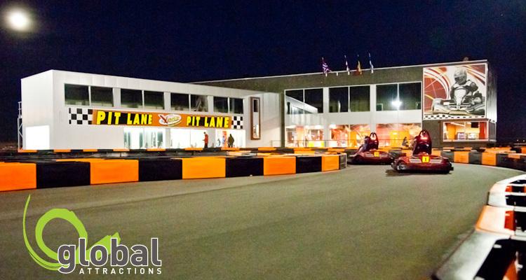 Go Kart Park Global Attractions