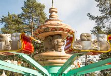 Jora Vision Lifts Kolmården Wildlife Park to New Heights with Flying Carpets Attraction