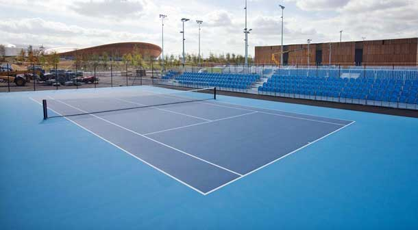 Vibrant Partnerships Lee Valley Hockey and Tennis Centre
