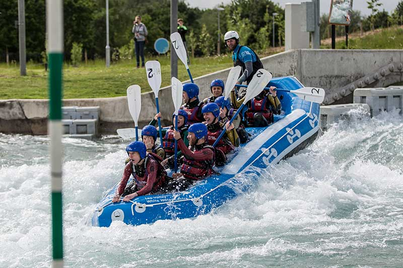 Vibrant Partnerships Lee Valley White Water Centre