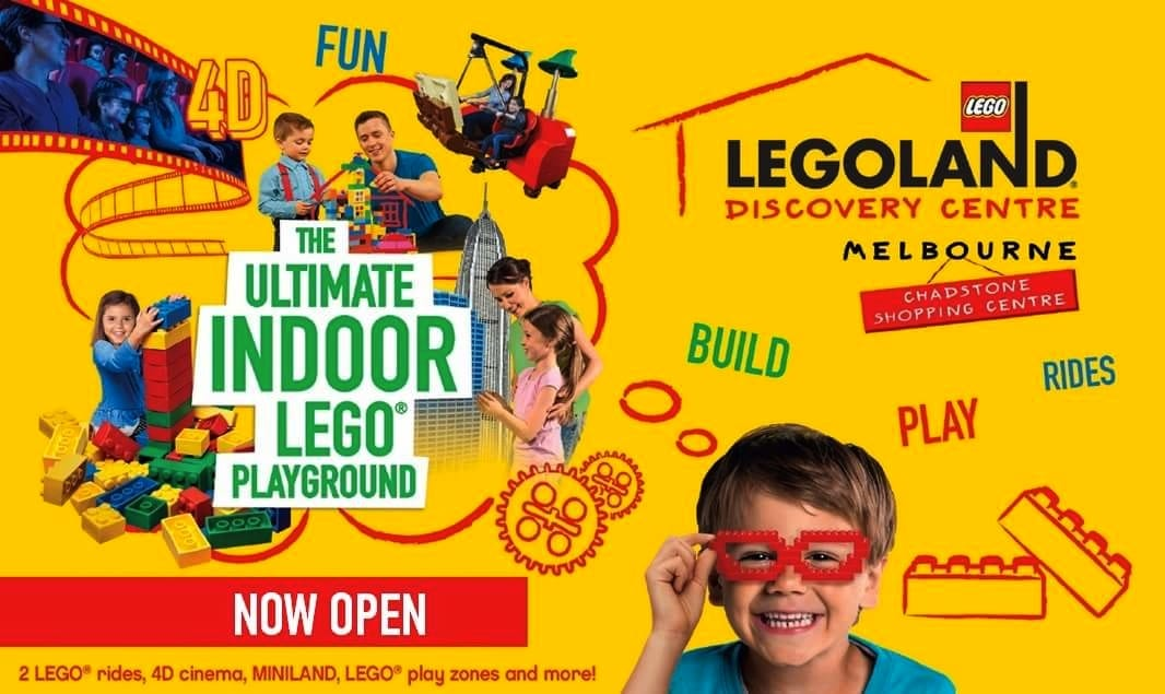 Legoland Discovery Centre Melbourne paves the way for further outlets in…