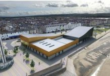 Rhyl Aquatic Centre waterpark-concept