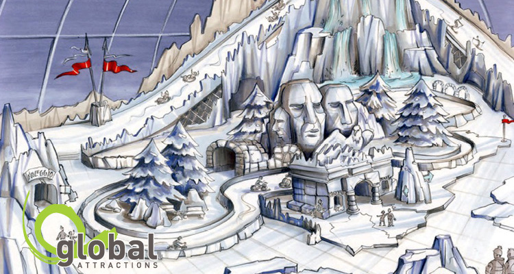 Indoor Snow Parks Global Attractions