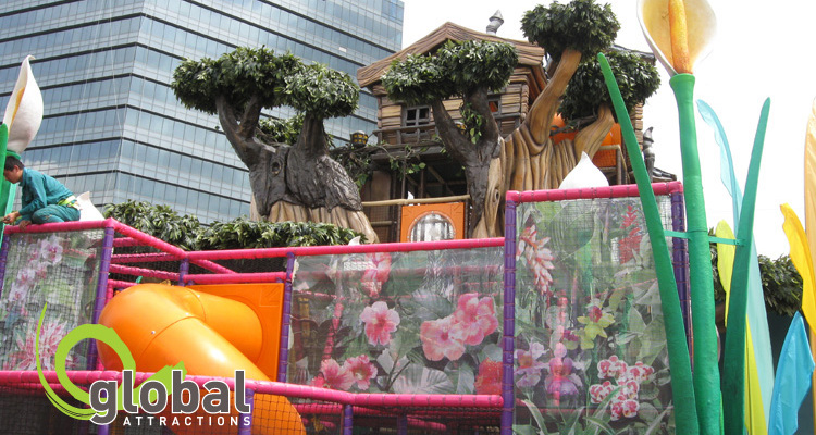 Themed Play Global Attractions