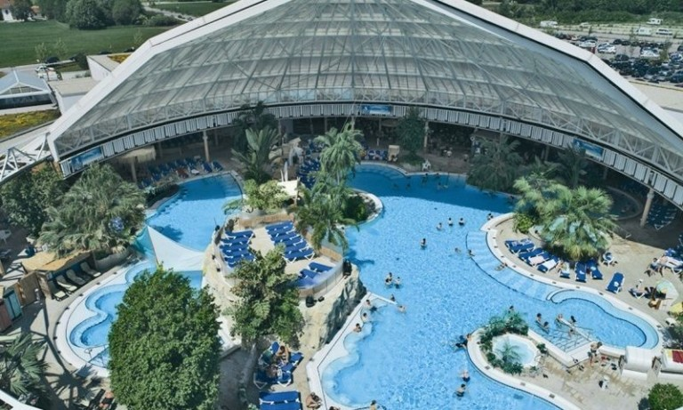 Polin waterslides star at glass-domed Waterworld in $190m Park of Poland