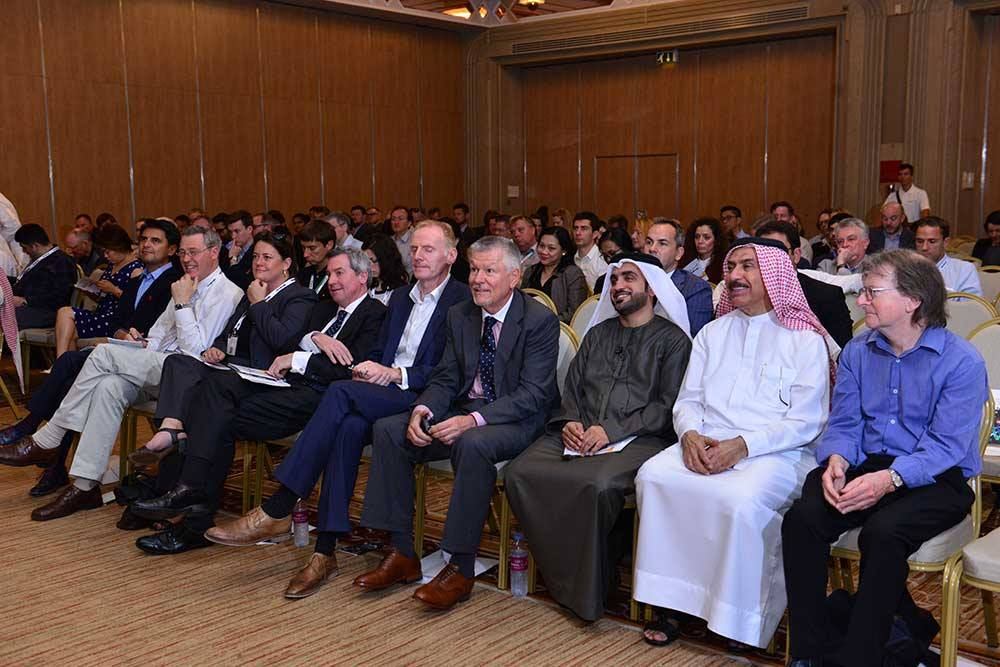 delegates at deal live by blooloop dubai
