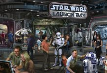 star wars launch bay disney parks