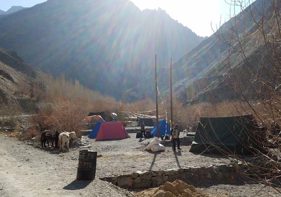 ecotourism camp stacey ludlum