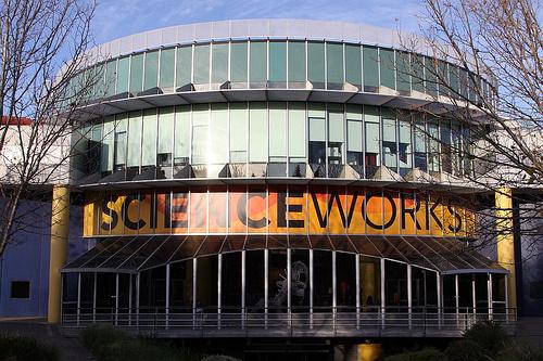 scienceworks museum melbourne