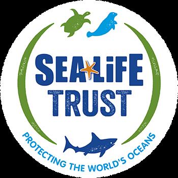 Sea life trust logo