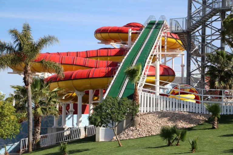 Arihant provides cutting-edge river slide with effects to Portugal's Aquashow Park Hotel
