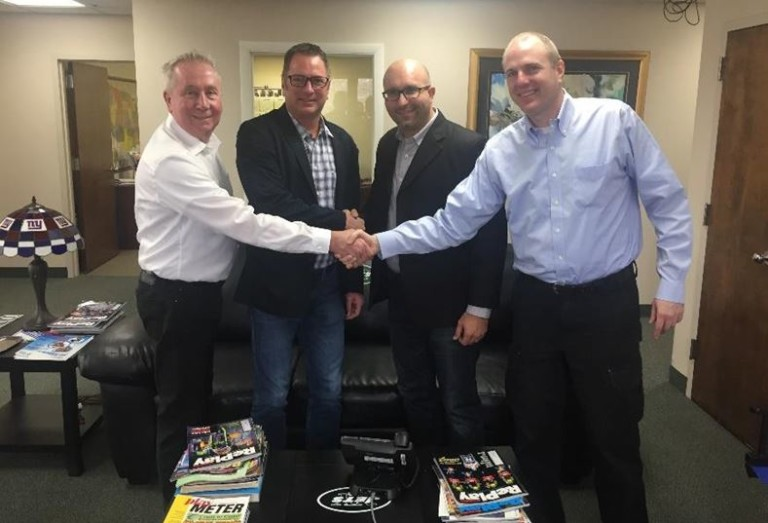 Betson partners OKRA Goldfinger as master distributor in US
