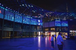 Digital Projection lights up shopping experience at Dubai's City Walk Middle East Attractions cutting edge technology blooloop