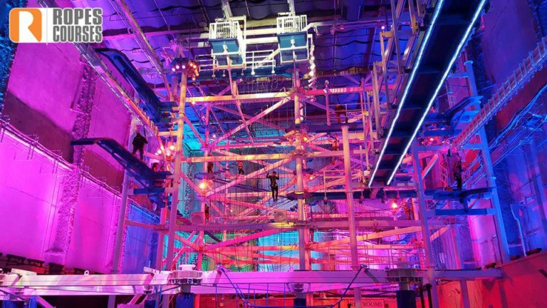 Ropes Courses Inc. to showcase retail-tainment innovations at ICSC: REConin Las Vegas