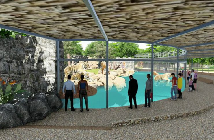 zoOceanarium Group named consultant for China's mammoth-scale Taihu Longemont Animal Paradise