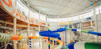 Polin celebrates rave reviews of Russia's pirate-themed Ulyanovsk Indoor Waterpark