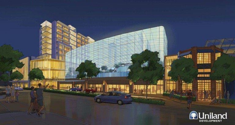 Latest plans unveiled for Niagara's Wonder Falls giant waterpark development