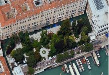 The Royal Gardens of Venice (Giardini Reali) get a €5m make-over