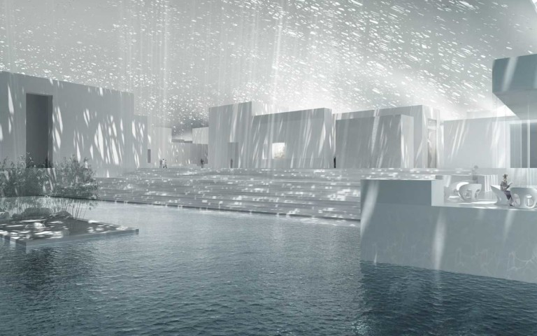 $1bn Louvre Abu Dhabi on track to open in November