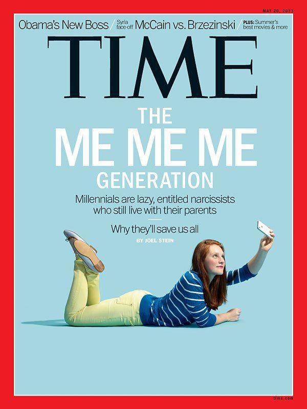 time magazine cover millennials