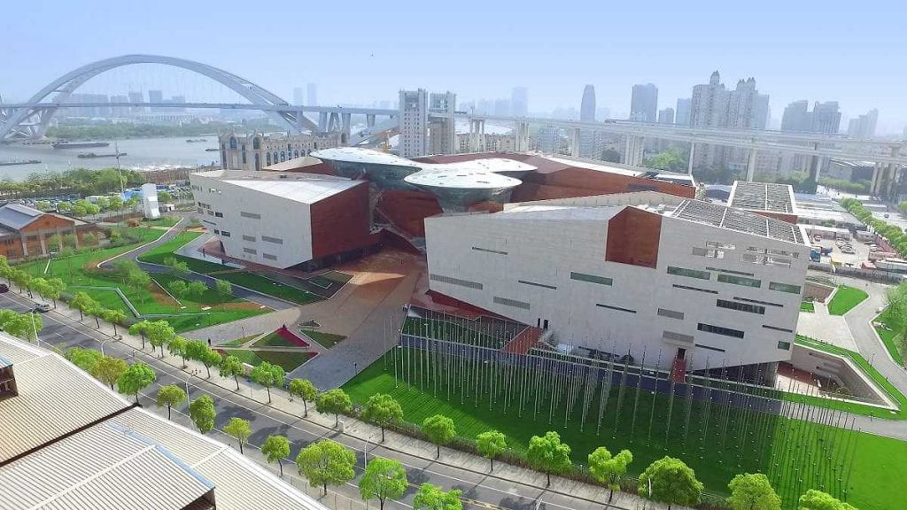 World Expo Museum in Shanghai trials limited opening ahead of inauguration in July