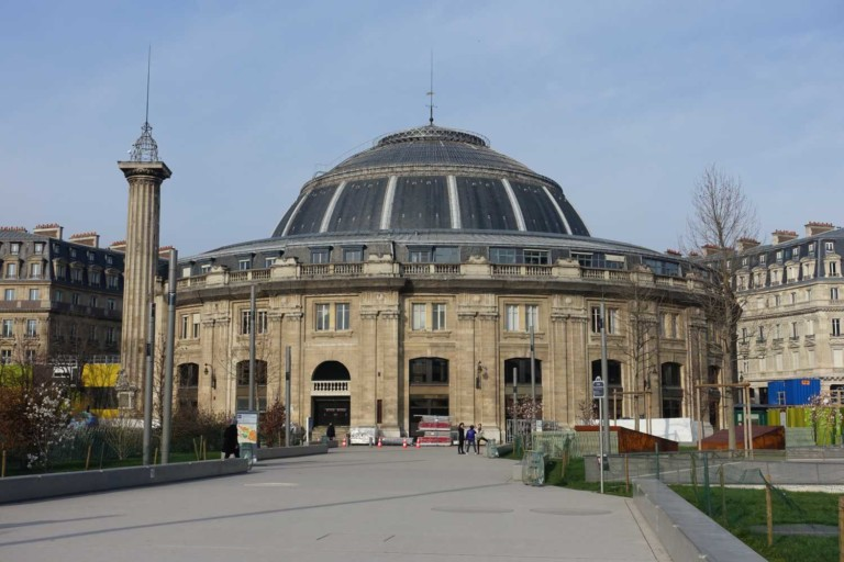 Historic Paris stock exchange to be transformed into art museum