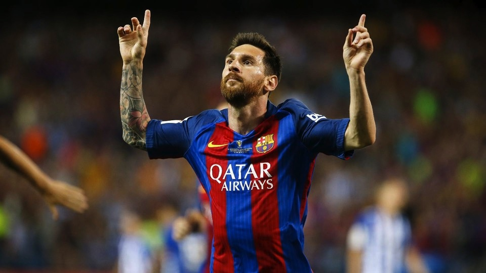 Messi to launch amusement park in China