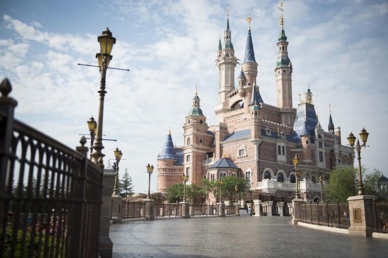 Bob Chapek Shanghai Disney china theme park market report