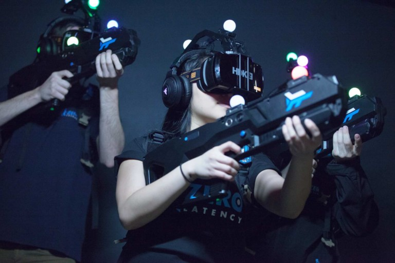 Zero Latency unveils world's first 8-player free-roam VR gaming arena