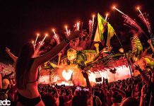 Leisure Expert Group creates spectacular Gaia stage for Electric Daisy Carnival