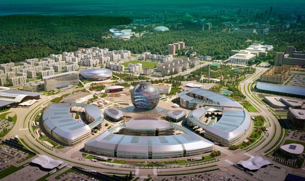 expo astana 2017 kazakhstan