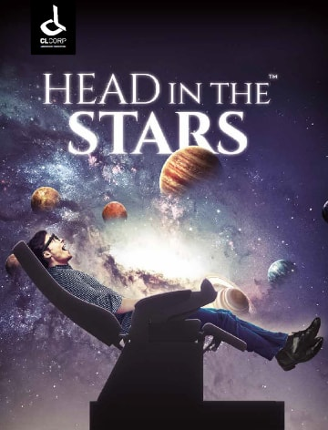 cl corporation head in the stars eas