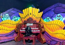 Ride Entertainment partners Lagotronics Project for spirited transformation of Ghost Hunt dark ride