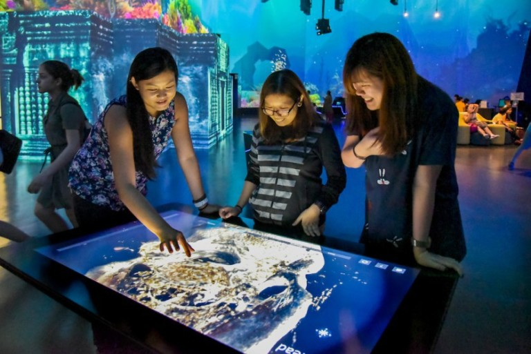 Interspectral partners Science Centre Holdings to premiere 3D Inside Explorer Table at AAE 2017