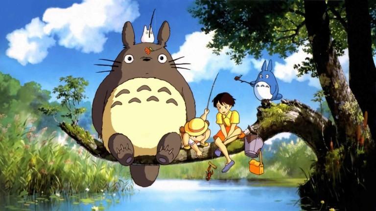 totoro Studio Ghibli