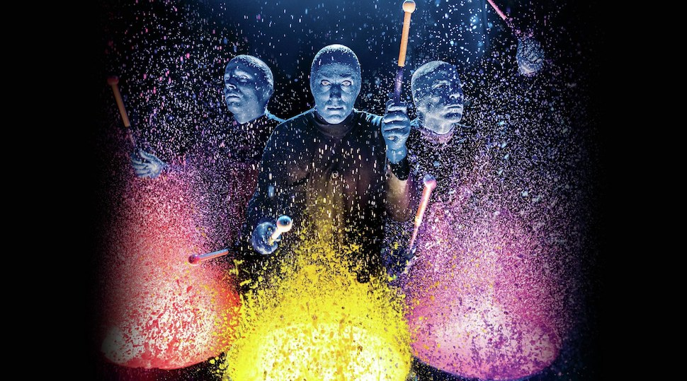 Blue Man Group Sold To Cirque Du Soleil For 'Tens Of Millions'