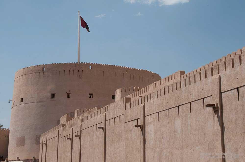 Omani Fort