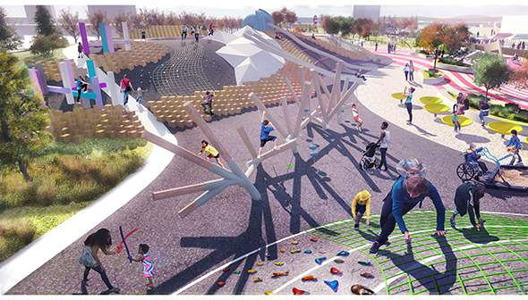 Design approved for Canada Science and Technology Museum Park