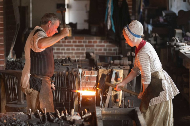 Colonial Williamsburg living museum to outsource services as attendance falls