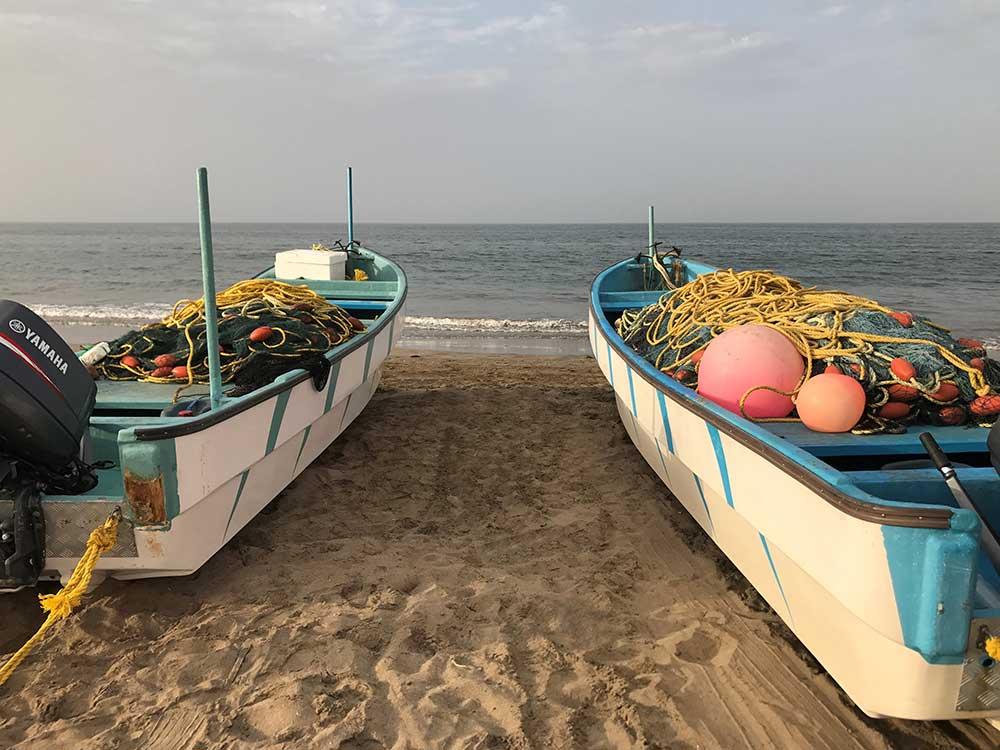 Fishing in Oman